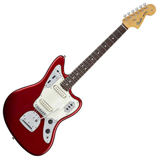 Fender Jaguar Classic Player, Candy Apple Red