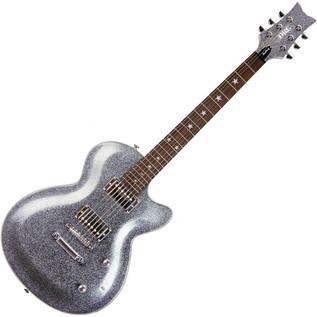 Daisy Rock Rock Candy Classic, Platinum Sparkle