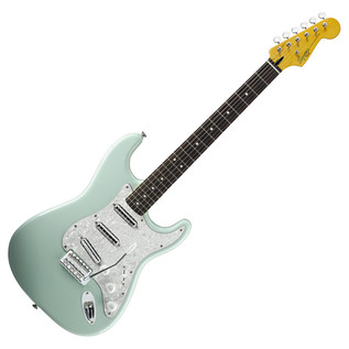 Squier by Fender Vintage Modified Surf Stratocaster, Surf Green