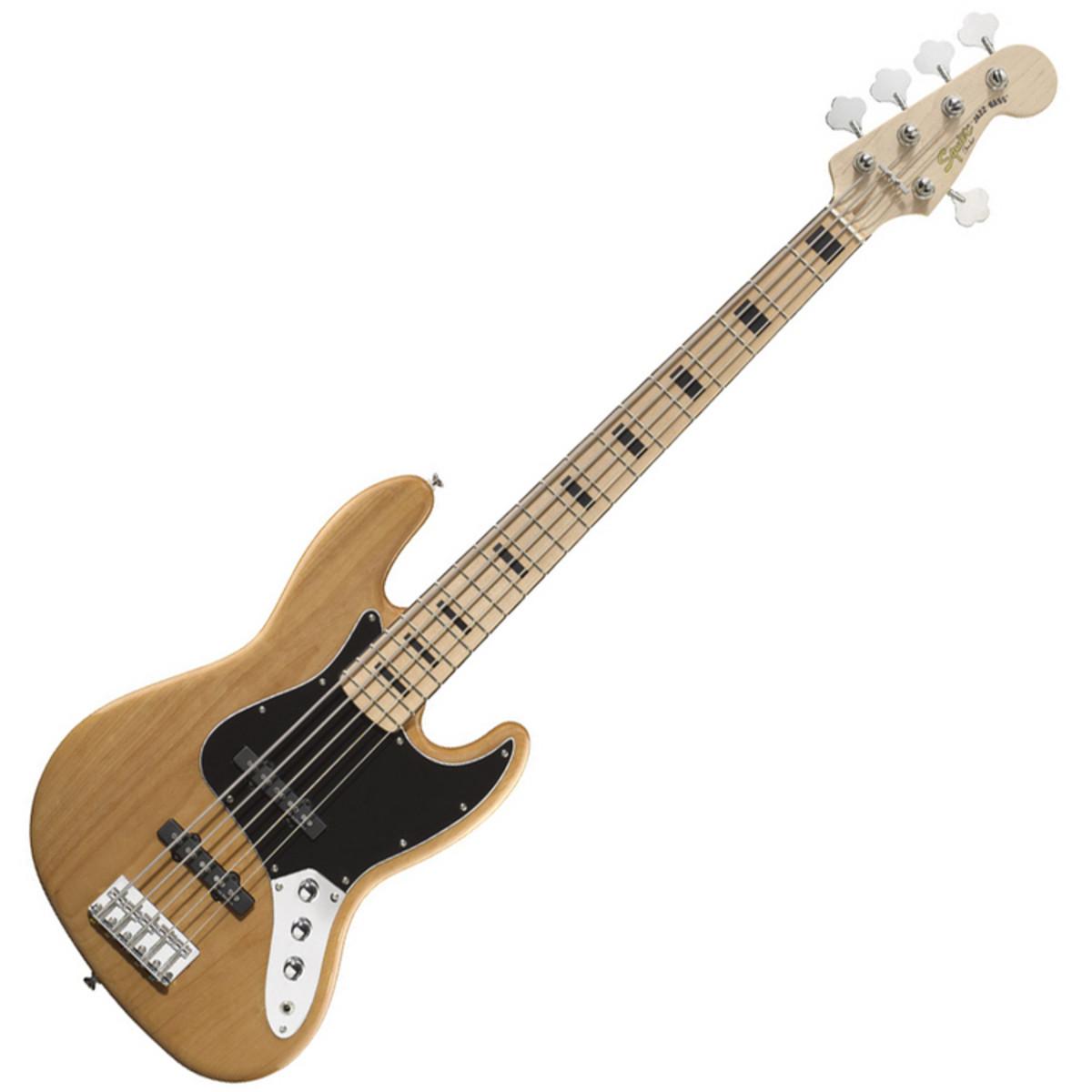 Squier par fender vintage modifié jazz bass