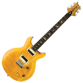 PRS SE Santana Electric Guitar, Santana Yellow