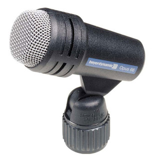 Beyerdynamic OPUS 66 Dynamic Mic, For Snare, Rack & Floor Tom