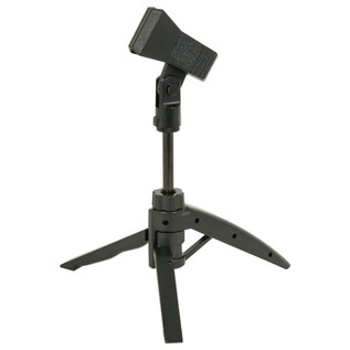 Folding Desktop Tripod Microphone Stand