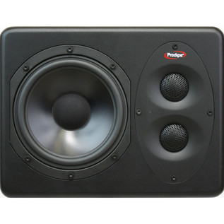 Prodipe Pro 6 Active Studio Monitors, Black