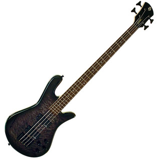 Spector Bass Legend 4 Classic Bass Guitar, Slate Grey