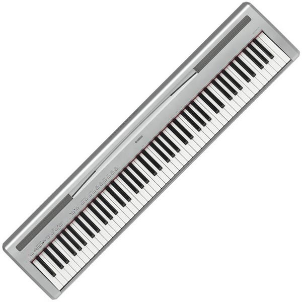 Yamaha P-95 Digital Piano, Silver