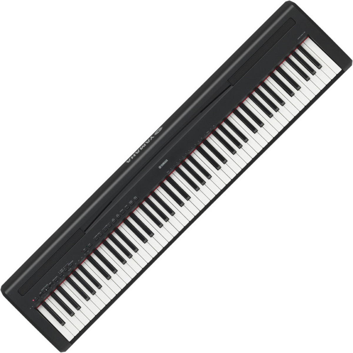 Yamaha Pdigital Piano With Stand Black