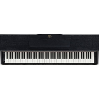 Yamaha Arius YDP161 Digital Piano, Black Walnut - keyboard