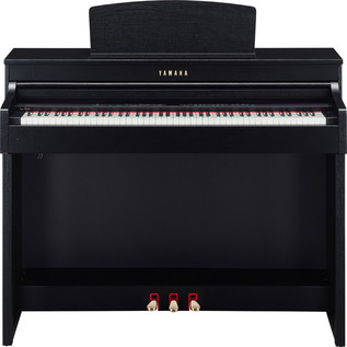 Yamaha Clavinova CLP-440B, Black Walnut, Includes Yamaha Bench