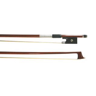Orchestra Silver Violin Bow Pernambuco Round