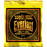 Cadeias de Bronze guitarra acústica Ernie Ball Everlast 2558 80/20 11-52
