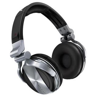 Pioneer HDJ-1500 Professional DJ Headphones, Deep Silver