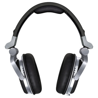 Pioneer HDJ-1500 Professional DJ Headphones, Deep Silver - end on