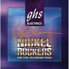 GHS Nickel Rockers Eric Johnson firma corde Medium 011-052