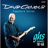 GHS Percheers David Gilmour Signature guitare cordes 010-048