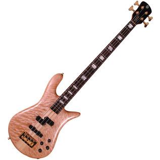 Spector Bass Euro 4LX Classic Bass Guitar, Natural
