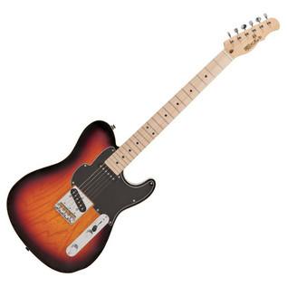 Fret King Jerry Donahue Guitar, Original Classic Burst