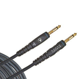 Planet Waves Custom w/ Compression Springs Instrument Cable 10ft