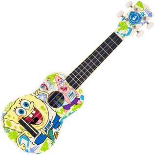 Spongebob Olympic Games 2012 Ukulele