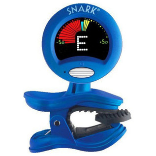 Snark QTSN1 Clip On Tuner, Metallic Blue
