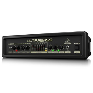 Behringer BXD3000H Lightweight Bass Amp Head