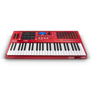 Akai Max49 Advanced USB/MIDI/CV Keyboard Controller