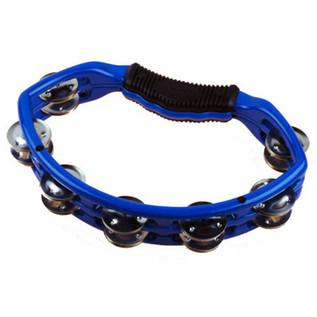 Natal Spirit Tambourine, Blue