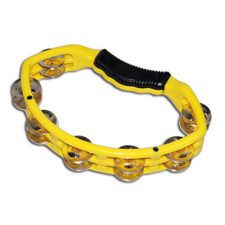 Natal Spirit Tambourine, Yellow