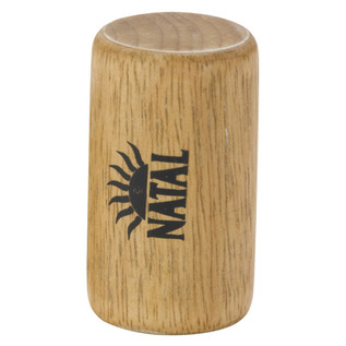 Natal Wood Tube Shaker Large