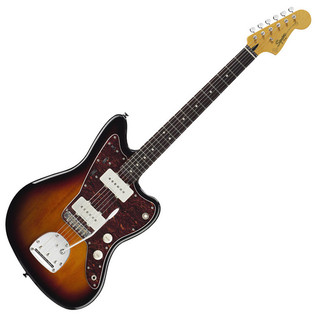 Squier by Fender Vintage Modified Jazzmaster Guitar, 3-Color Sunburst