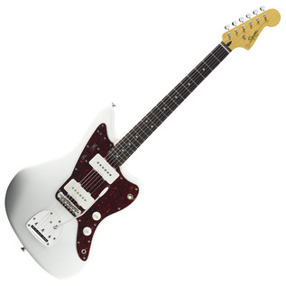 Fender Vintage Modified Jazzmaster Guitar, Olympic White