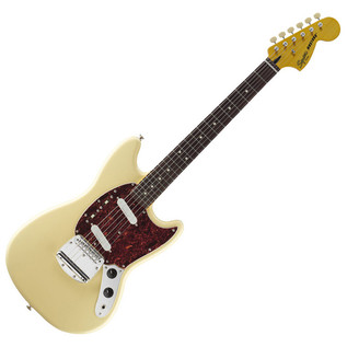 Fender Vintage Modified Mustang Guitar, Vintage White