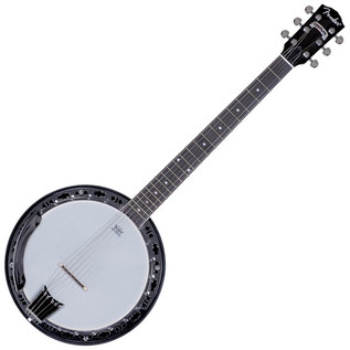Fender Rustler 6-String Banjo, Rosewood Fingerboard, 3-Color Sunburst