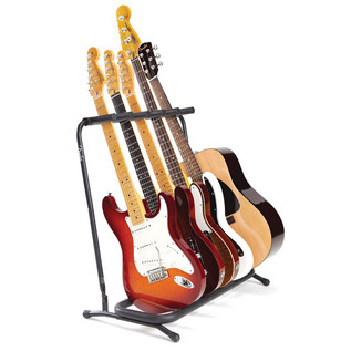 Fender Multi Folding Guitar Stand, 5 Way