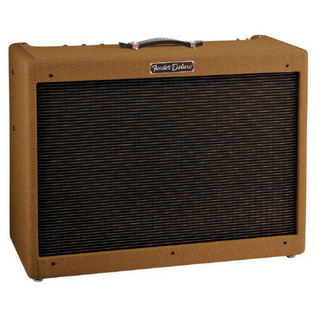 Fender Special Run Blues Deluxe 112 Valve Guitar Amp, Smokey Tweed