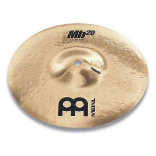 Meinl MB20-10RS-B 10 inch Rock Splash - Brilliant