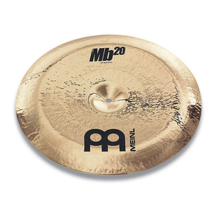 Meinl MB2018RCH-B 18 inch Rock China - Brilliant