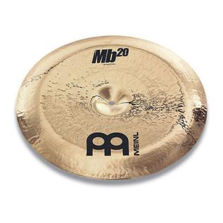 Meinl MB2018RCH-B 18 inch Rock China - Brilliant