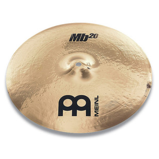 Meinl MB20-18MHC-B 18 inch Medium Heavy Crash - Brilliant