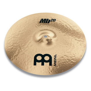 Meinl MB20-17HC-B 17 inch Heavy Crash - Brilliant