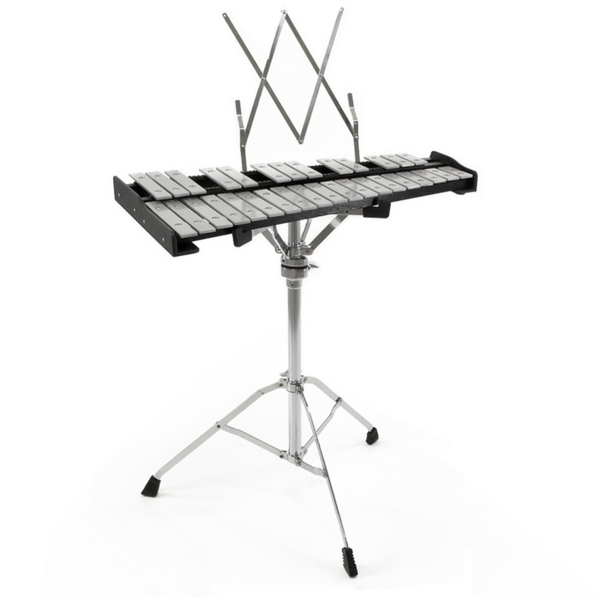Image of 32 Note Orchestral Glockenspiel by Gear4music with Stand + Case