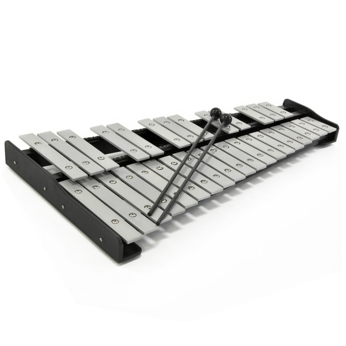 32 Note Orchestral Glockenspiel by Gear4music with Stand ...