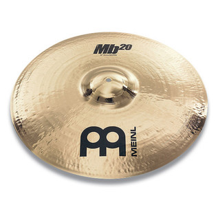 Meinl MB20-22HBR-B 22 inch Heavy Bell Ride - Brilliant