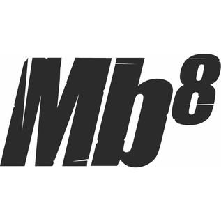 Meinl MB8-16MC-B 16