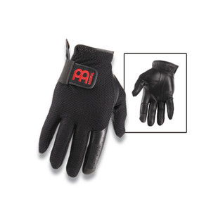 Meinl MDG-M Drummer Gloves Medium - Black