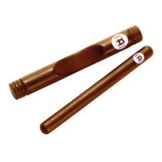 Meinl African Wood Claves - Redwood