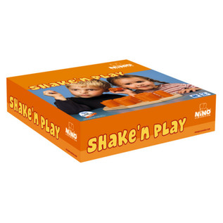 Meinl NINO526 Shake 'n' Play Game  - box