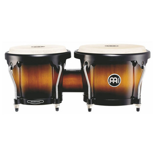 Meinl Headliner Series Wood Bongo - Vintage Sunburst