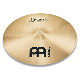 Meinl B20MR-S Byzance 20 inch Traditional Medium Sizzle Ride