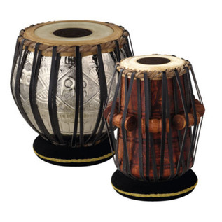 Meinl PRO-TABLA Professional Tabla Set, 9